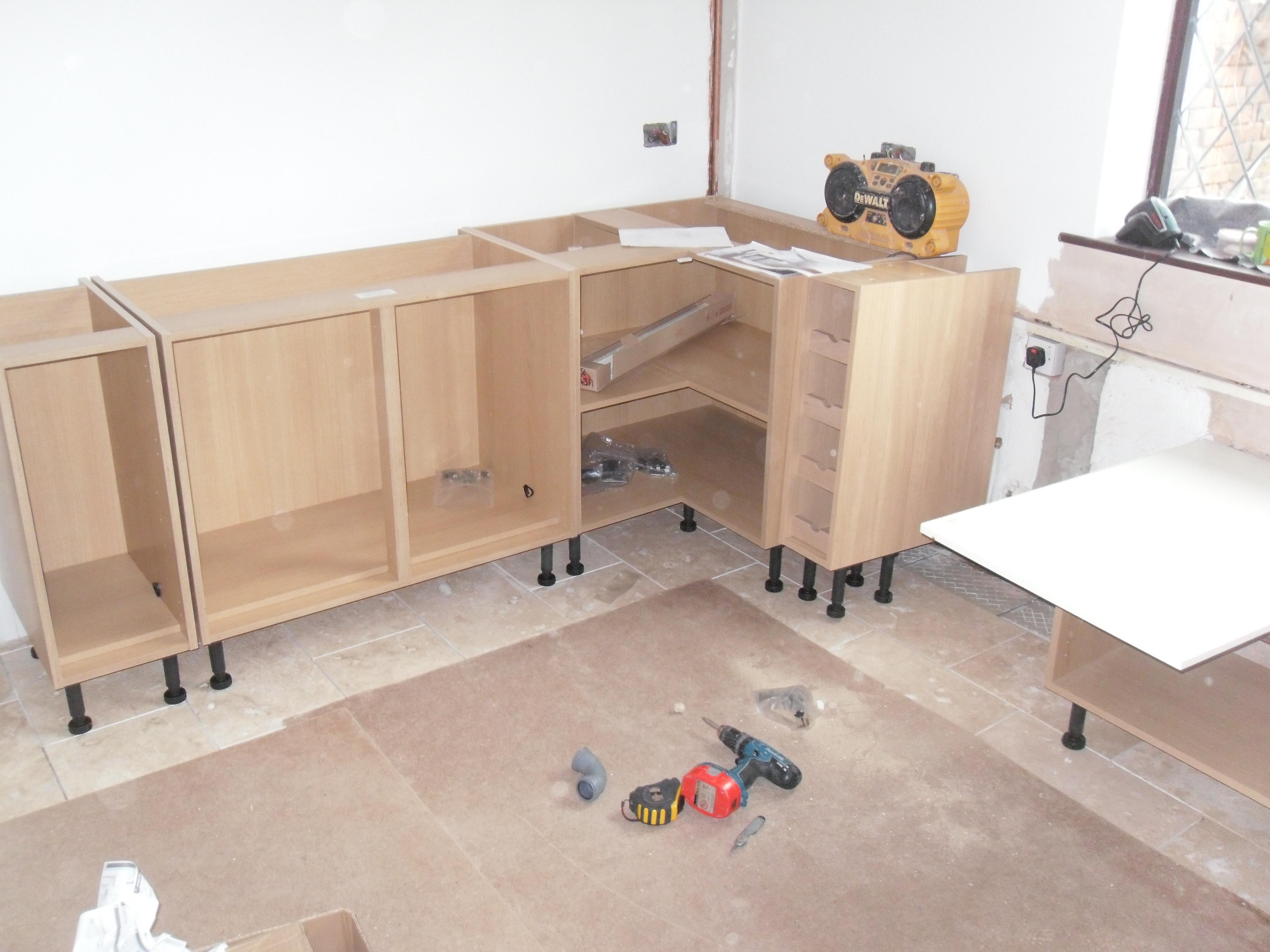 Как правильно сделать мебель