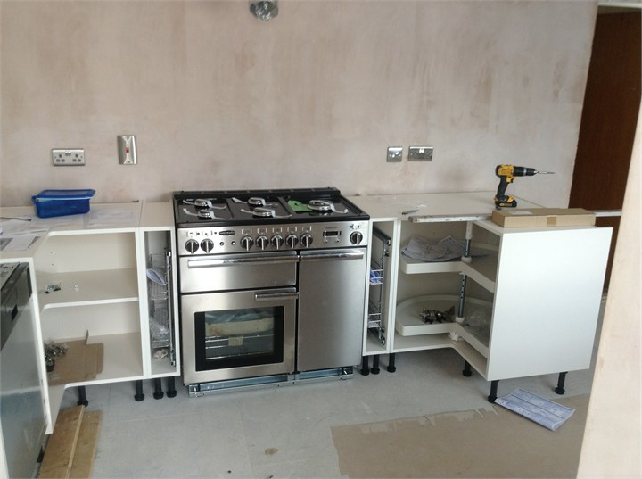 Oven works 318 gas