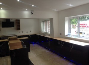 Rugeley Kitchen fitter and electrician