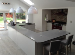 Rugeley Kitchen fitter underfloor heating installation and electrician