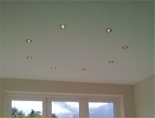 Electrical Lighting In Rugeley